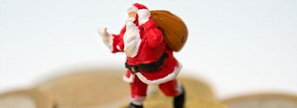 Weihnachtsgeld zahlen