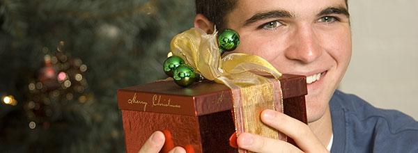 Weihnachtsgeschenke für die Eltern